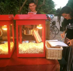 Enchanted Cinema Summer Screenings 2017 - Grease at The Orchard Tea Gardens (10)