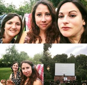 Enchanted Cinema Summer Screenings 2017 - Grease at The Orchard Tea Gardens (6)