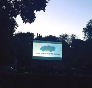 Enchanted Cinema Summer Screenings 2017 - Grease at The Orchard Tea Gardens (7)