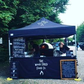 Wood Fired Food Co at Enchanted Cinema