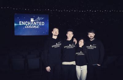 Enchanted Cinema Team 2017