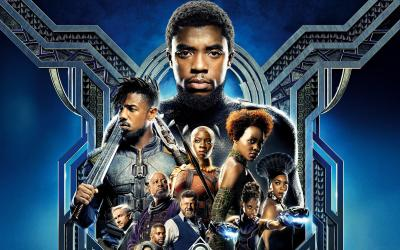 Past Event: BLACK PANTHER (12A)