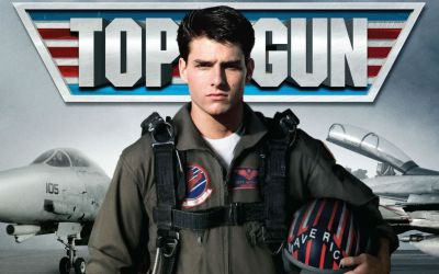 Past event: TOP GUN (12A)