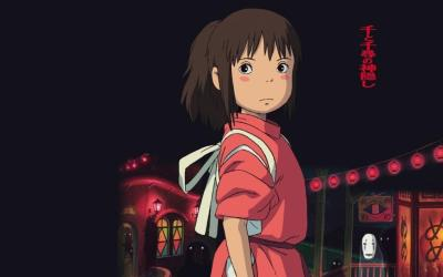 Past Event: SPIRITED AWAY (PG) Fri 14 SEPT, 2018 Gonville Hotel Cambridge