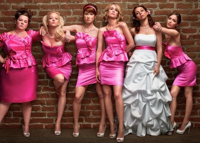 Image for Enchanted Cinema Bridesmaids Screening Gonville Hotel