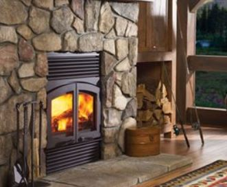 regency classic r90 wood fireplace