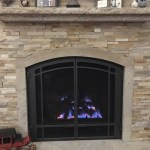 gas fireplace installed by Enchanted Fireside