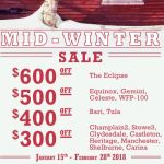 Hearthstone mid winter sale at Enchanted Fireside