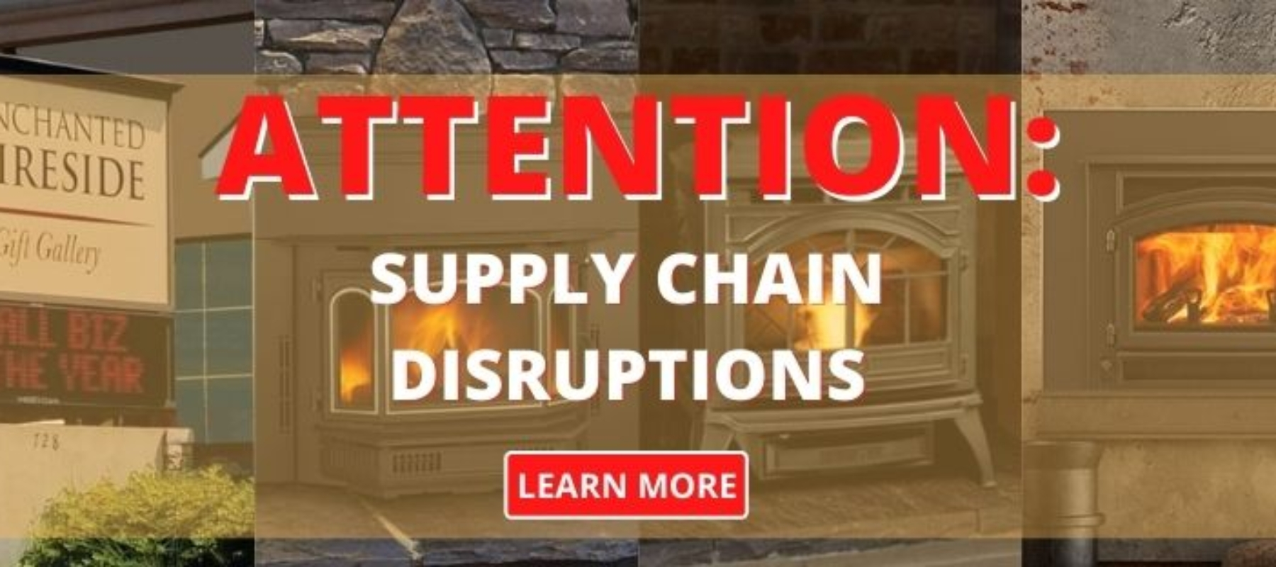 Now is the best time to start your home improvement due to supply chain disruptions.