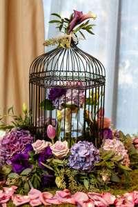 37 Unique Birdcage Centerpieces For Weddings | Table ...