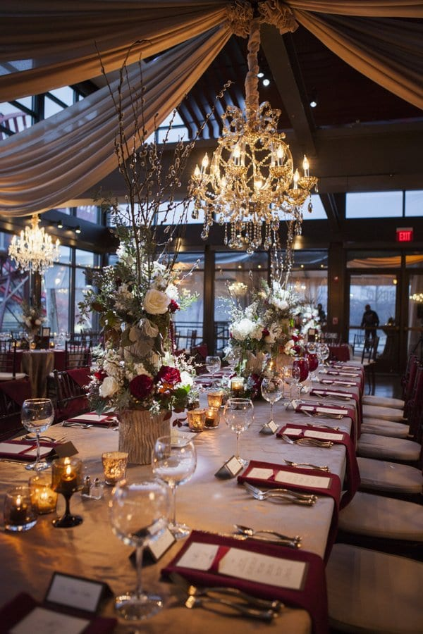 wedding flowers nashville tn enchanted florist part 2 luxe winter wedding bold 9614