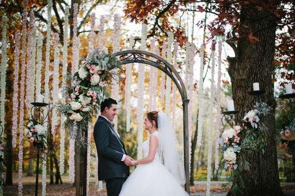 Bn Wedding Décor Outdoor Wedding Ceremonies: Inspiration: Outoor Ceremonies