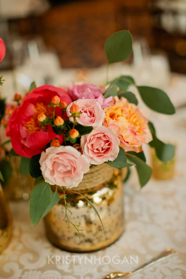 Enchanted Florist, Pink Wedding Downtown Nashville, Kristyn Hogan Photography (37)