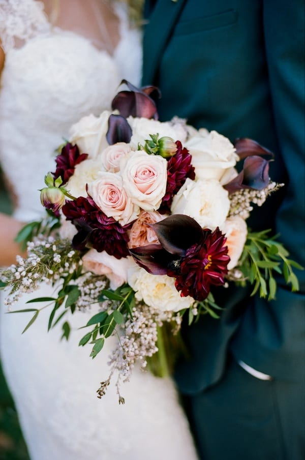 autumn flowers wedding enchanted florist pastel plum florals for fall style 1398