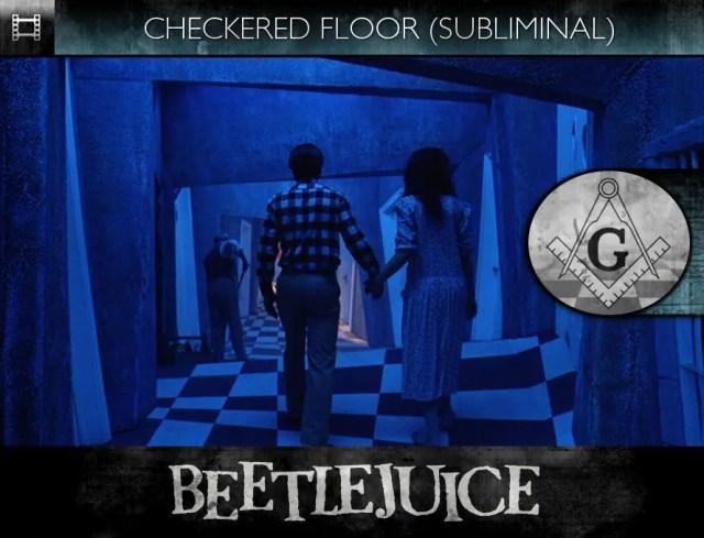 beetlejuice-checkered-floor