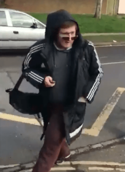 Paedophile Hunters Victory As Facebook Video of Kyle Fourie Pursuit Gets Millions of Views
