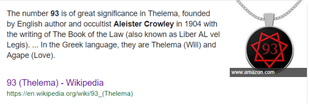 93 (Thelema)