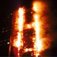 Grenfell Tower Satanic Fire Ritual Happened June 13 Israel Year Of 58 - Fathers Day Attack Warning