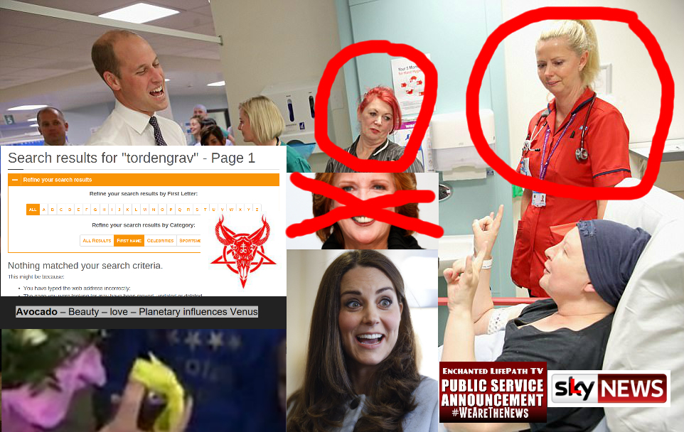 BANNED Pagan Danger Vote Shares Satanic Joke With Prince Of Hearts In Aintree Hospital Before He Meets The Baphomet School Kids