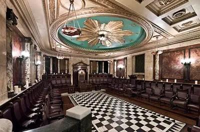 freemasonic hall