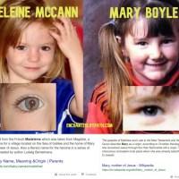 Mary Boyle, Madeleine McCann, Donegal, Trump, Blair, Adams
