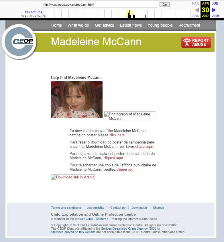 Madeleine McCann Suspect Scapegoat Martin Ney, Goncalo Amaral, Colin Sutton, Enchanted LifePath