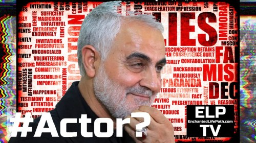 Soleimani Salami Red Flag Trump & The Jewish Year 5780 - Shia Crescent - iPet Goat 2 #Iran #USA #WW3