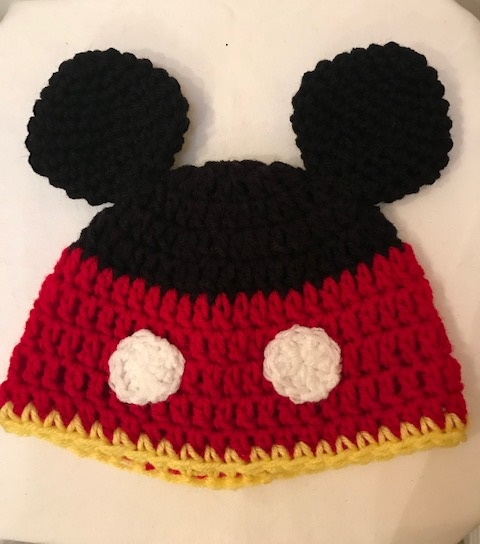 Mr. Mouse Hat
