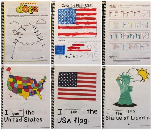 small resolution of U for USA!!   enchantedyankee