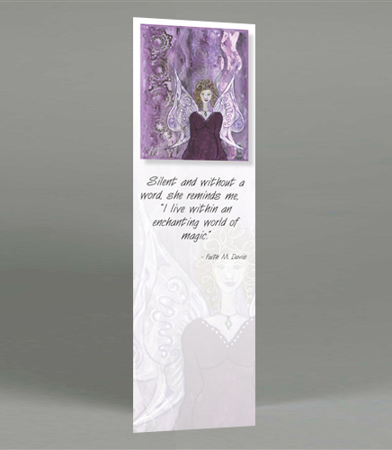 Fairy Enchanted Bookmark