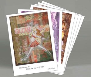 Note Card Packs - Fairy