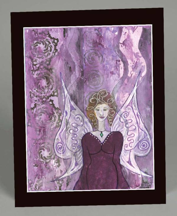 Fairy Enchanted Wall Hanging