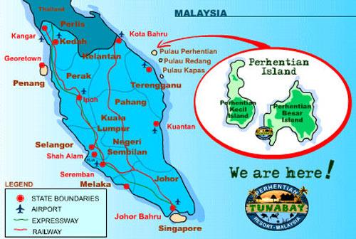 Malaysias Secret Beaches Perhentian Islands E n c h a