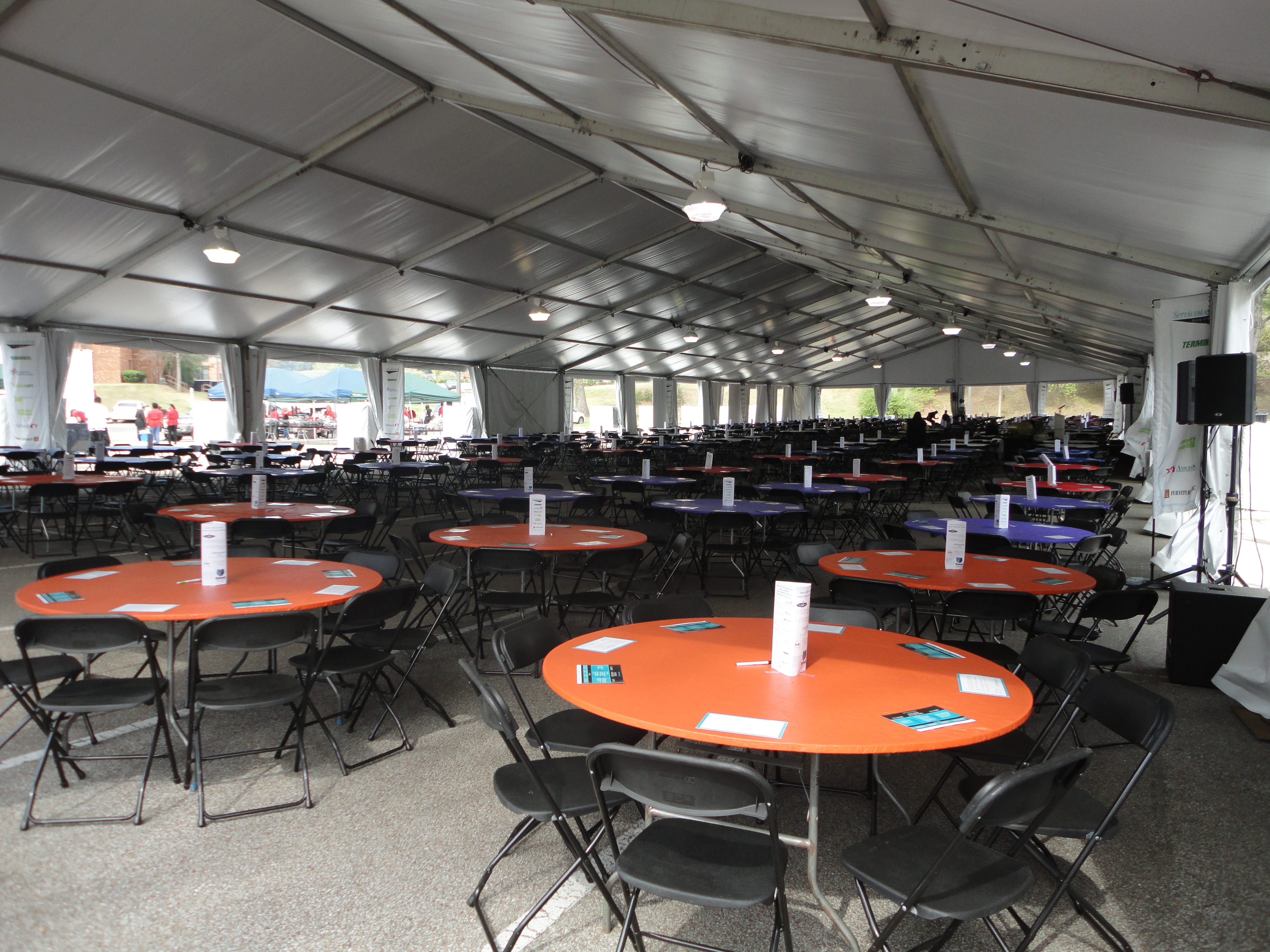 chair cover rentals memphis perfect posture chairs clearspan tent enchanting events