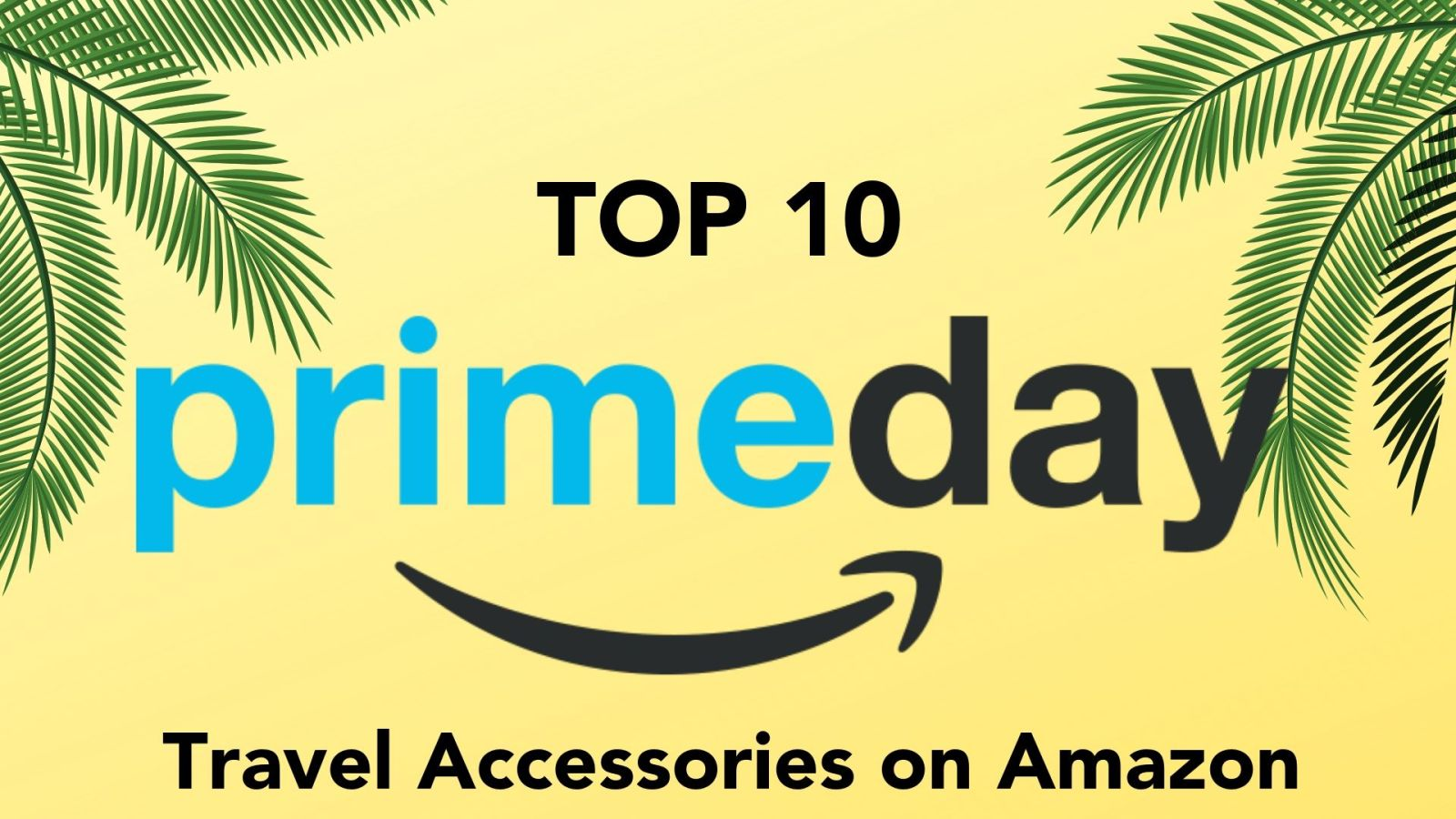 Prime Day Travel Accessories