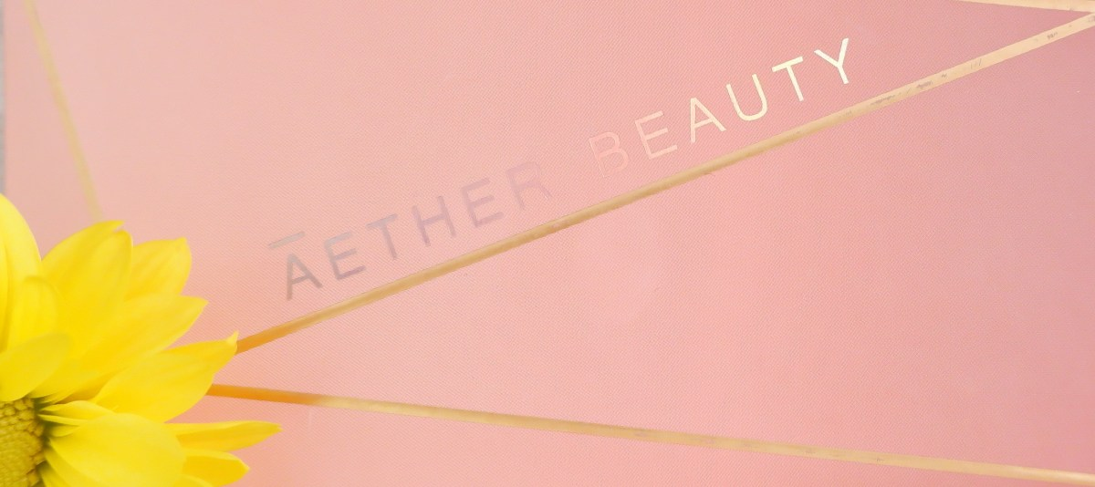 Aether Beauty Summer Solstice Palette
