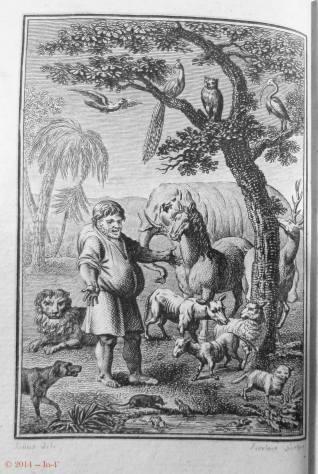 89. ÉSOPE. Les Fables d'Ésope. An VIII.