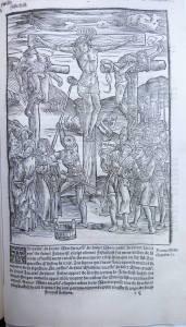 64. [COLUMNA]. Le Premier volume de la Mer des histoires. 1546.