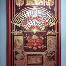 334. VERNE. Voyages extraordinaires. L'Étoile du Sud. (Le pays des diamants). L'Archipel en feu.