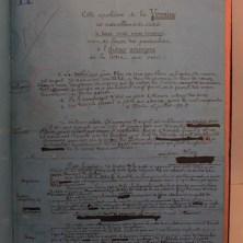 108. BLOY. Le Salut par les Juifs. Manuscrit