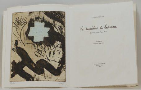 Bibliothèque André Frénaud. 51. TAPIES