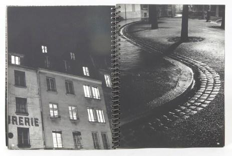 535. MORAND, BRASSAÏ. Paris de nuit. 60 photos inédites de Brassaï publiées dans la collection -Réalités-. Paris, Éditions « Arts et métiers graphiques », 1933.