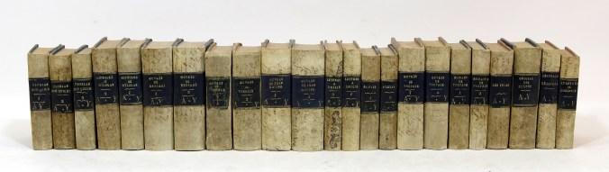 355. Ensemble de 13 ouvrages de littérature