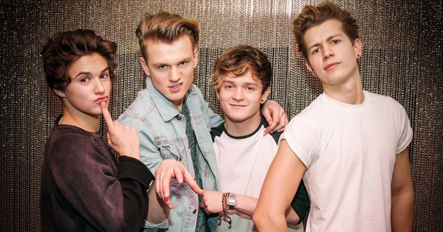 The Vamps Killin It With Hot New Track