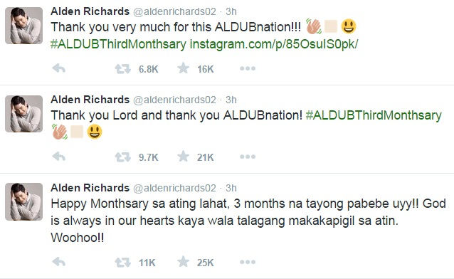ALDEN To AlDub Nation
