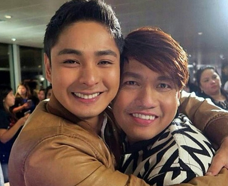 Coco Martin's Message To Wenn Deramas2