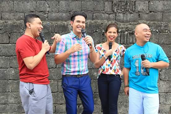 Maine Mendoza With JOWAPAO