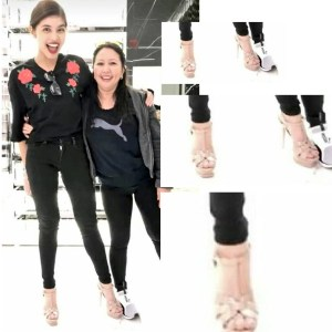 Maine Mendoza OOTD April 15 2017 YSL Tribute Shoes 1