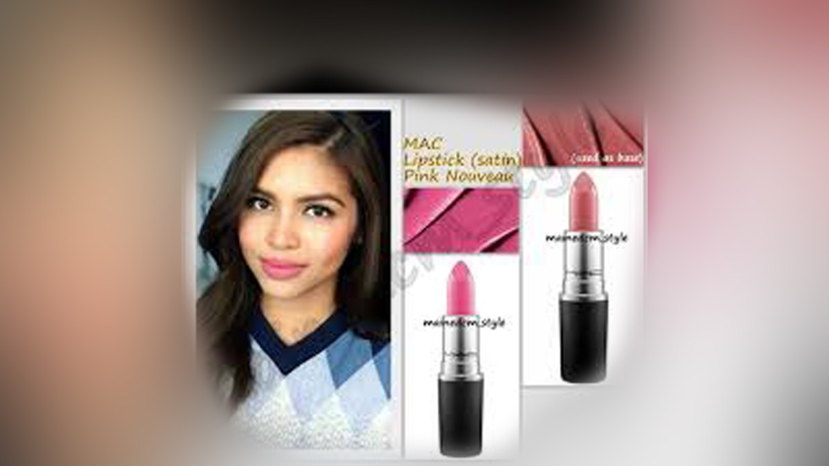 Maine Mendoza as Official Endorser of MAC Cosmetics?