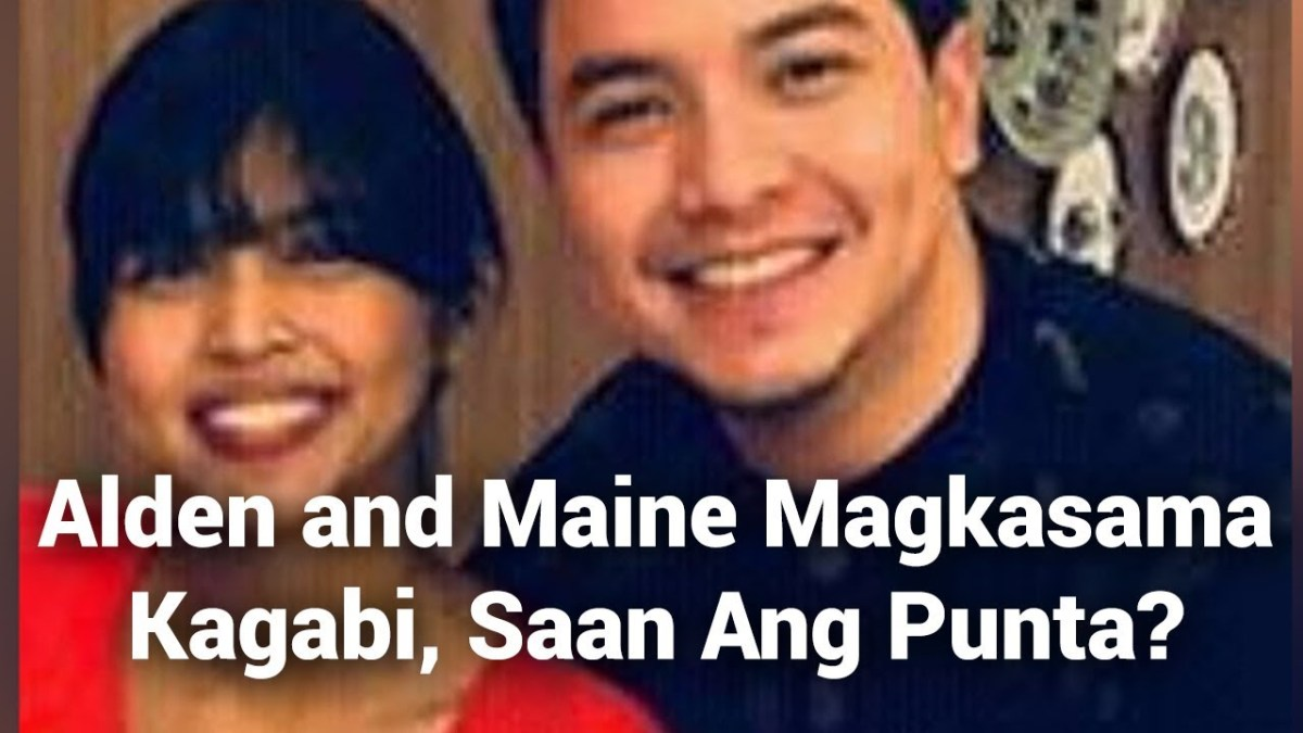 WATCH: Alden and Maine Reunite On Mr. Tony Tuviera's Birthday Celebration